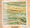 Оникс Smeraldo