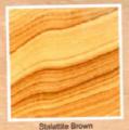 Оникс Stalattite brown