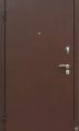 Сейф Двери (металлические утепленные)