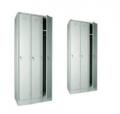 Шкаф плательный 2000х900х400 мм, толщина 0,7 мм
