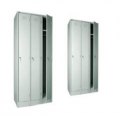 Шкаф плательный 2000х900х400 мм, толщина 1 мм