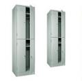 Шкаф 3-х секционный 2000х500х400 мм, толщина 0,7 мм