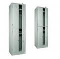 Шкаф 3-х секционный 2000х500х400 мм, толщина 0,8 мм