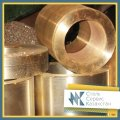 Втулка бронзовая, размер 850 мм, ГОСТ 613-79, 493-79, марка бро10с10, брос10-10