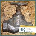La válvula de hierro fundido, la dimensión de 25 mm, RU 16, 15кч18 (33П)