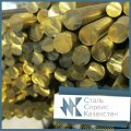 The circle, bar brass, the size is 3 mm, GOST 2060-90, 2060-2006, brand lo62-1, ND, L = 6 meters