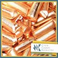 Anodes copper, size of mm, GOST 767-91, brand m0k