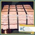 Медь катодная ГОСТ 546-2001, 859-2001, марка м00к, катод