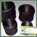 The coupling is pig-iron, the size is 20 mm, GOST 8954-75