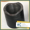 Coupling steel, size of 40 mm, GOST 8966-75, galvanized