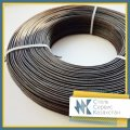 The wire is knitting, the size of 1 mm, GOST 3282-74, exactly a term the processed annealed