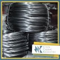 The wire is naplavochny, the size is 4 mm, GOST 26101-84, steel 30khgsa
