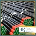 Pipe NKT, the size is 33.4 mm, Group D, K, E, L, M, steel 20, 30, 30khma, a class A, B
