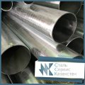 The pipe is galvanized, the size of 203x10 mm, GOST 8732-78, 8731-87, steel 3 of the joint venture, 10, 20, L = 3-5