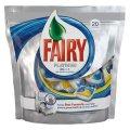 Моющее средство для посуды Fairy Platinum ALL in 1 ср.для ПММ 20шт.