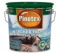 Атмосферостойкий алкидно-уретановый лак для наружных и внутренних работ Pinotex Lacker Yacht 90 (глянцевый) 9L 9 л. 5255401