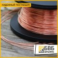 Wire of bimetallic 0,8 mm of PBVT TU 14-198-117-95
