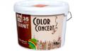 Штукатурка декоративная Dеcor Granit Color Concert Радуга-35, 15 кг