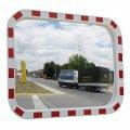 Зеркало сосветовозвращающей окантовкой прямоугольное 400х600