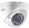 Уличная купольная варифокальная HD-TVI камера DS-T119 HiWatch