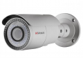 Уличная цилиндрическая варифокальная HD-TVI камера DS-T226 HiWatch