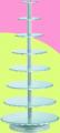 Кондитерский инвентарь, Подставка для торта алюминевая