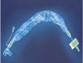 Закрытая аспирационная (санационная) система KimVent 24 часовая, неонатальная/педиатрическая, для эндотрахеальной трубки  с комплектом Y-образных адаптеров для различных размеров э/т  трубок