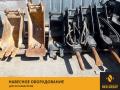 Навесное оборудование для ЭКСКАВАТОРОВ HITACHI, YANMAR, HYUNDAI в наличии, в Алматы
