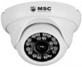 1,3 мегапиксельная купольная IP камера