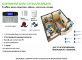 Security GSM alarm system PG300