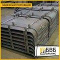 Лист броневой 1220х2080х12 мм сталь 96 (45Х2НМФБА)