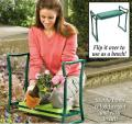 Скамейка-подставка под колени для огорода
