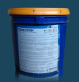Waterproofing structure Penetron
