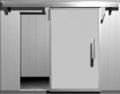 Двери откатные холодильные,двери для холодильных камер