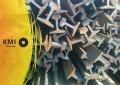 Рельс рудничный Р33 ГОСТ 7173