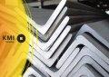 Уголок алюминиевый 1,2х10х10 мм АД31Т1 ГОСТ 13737 равнополочный
