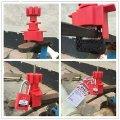 Зажим для клапана универсальный Universal valve lockout-2