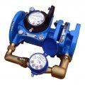 Комбинированный счетчик холодной воды Тепловодомер DN 50