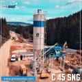 Компактные бетонные заводы PROMAX  C-45 SNG  Производство ТУРЦИЯ