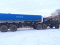 Полуприцепы цистерны для питьевой воды 17 м3, водовозы 17м3