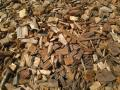 Wood chips, mulch, 75 l.