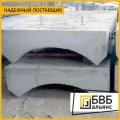 Блок лекальный БЛ-4 1210х1190х430 мм d=1000 мм М-300