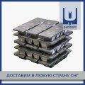 Баббит оловянный БС6 ГОСТ 1320-74 чушка