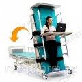 MET LIFT UP 2.0 Электрическая четырёхсекционная кровать-вертикализатор с функцией переворачивания и туалетом
