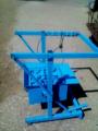 Шлакоблочный станок 2-формовочный