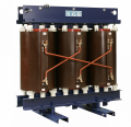 "Power transformers with cast isolation ""dry"