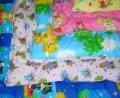 Одеяло детское, холлофайбер, для детских садов
