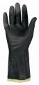 Перчатки КЩС тип 1 для грубых работ (латекс, размер 1)