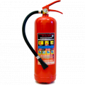 Fire extinguishers pressure, powder with a source