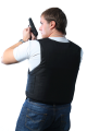 Bullet-proof vests of external carrying